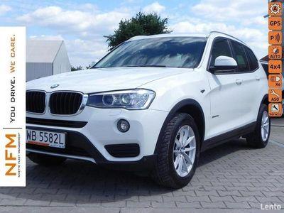 używany BMW X3 2,0 (190 KM) X Drive Salon PL F-Vat