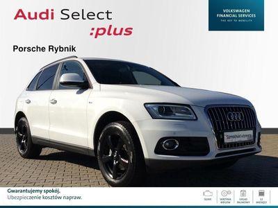 używany Audi Q5 I (8R) quattro 2.0 TDI 140 kW S tronic 2,0TDI 190KM Quattro, Bluetooth, S-l
