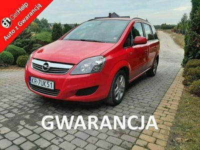 używany Opel Zafira ładna, zadbana, bardzo dobry stan GWARANCJA B (2005-2011)