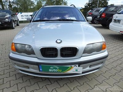 używany BMW 320 320D 136PS KOMBI HAK D 136PS KOMBI HAK