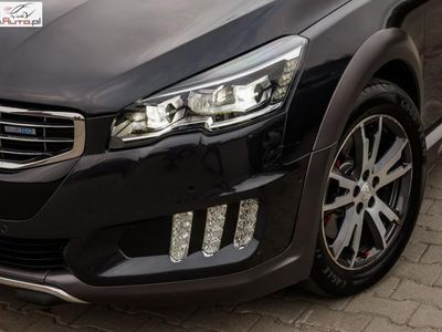 używany Peugeot 508 RXH 2dm3 180KM 2016r. 236 000km RXH 2.0HDI 180KM ! Full Opcja ! Serwisowany ! Gwarancja ! VAT 23% !