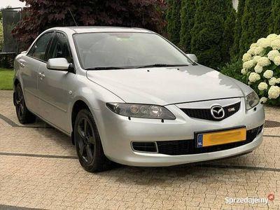 używany Mazda 6 2.0 147km Exclusive Skóry Xenony Sedan Opłacona