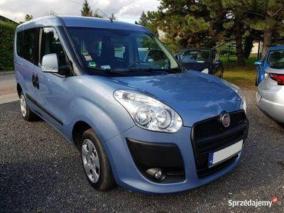 używany Fiat Doblò 1.6dm 2011r. 104 974km