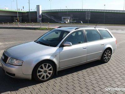 używany Audi A6 S-Line quattro LPG