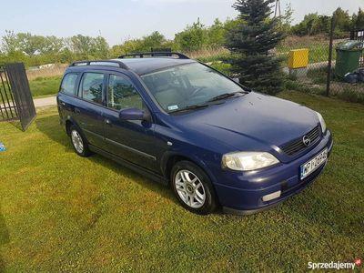 używany Opel Astra Kombi 1.7 CDTI