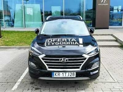 używany Hyundai Tucson III rabat: 15% (22 200 zł)