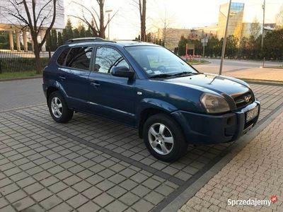 używany Hyundai Tucson 2.0 CRDi