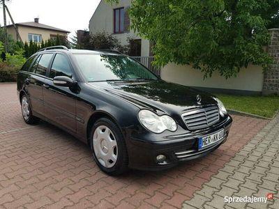 używany Mercedes C200 1.8 163KM *Bez rdzy*100%Bezwypadkowy*