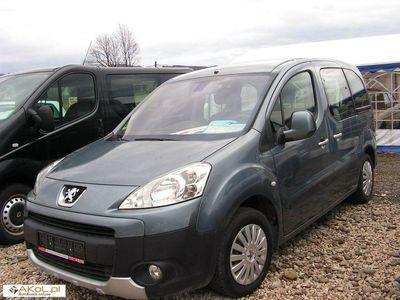 używany Peugeot Partner 1.6dm 110KM 2008r. 173 000km