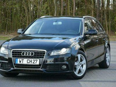 używany Audi A4 2.0TDI(143KM)*Xenon*Ledy*Navi MMI*Klimatronic*Chromy*fotele sport B8 (2007-2015)