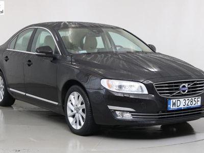 używany Volvo S80 2.4dm 181KM 2014r. 128 877km