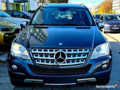 używany Mercedes ML300 CDI 4-Matic Sport