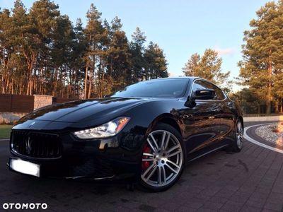 używany Maserati Ghibli