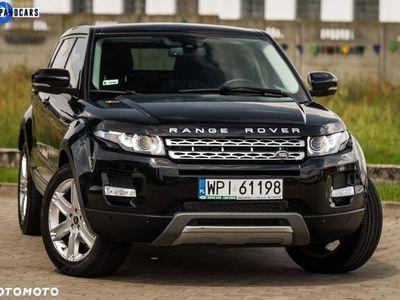 używany Land Rover Range Rover evoque