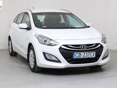 używany Hyundai i30 1.6dm3 110KM 2014r. 143 222km CB237CV ! Comfort ! Kombi ! Serwisowany do końca !