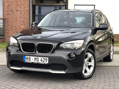 używany BMW X1 2dm 143KM 2010r. 113 456km