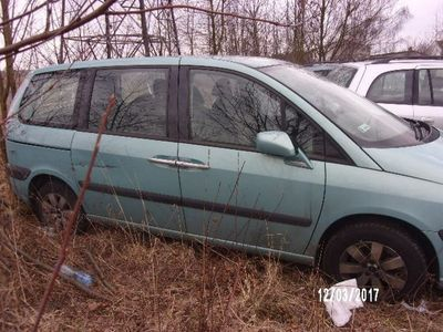 używany Citroën C8 2dm 140KM 2005r. 317 000km