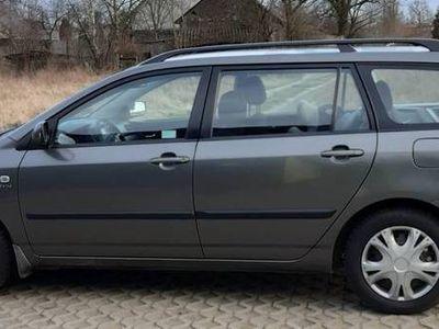 używany Toyota Corolla kombi