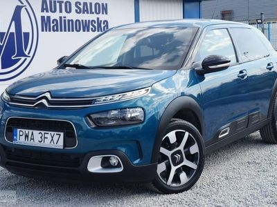 używany Citroën C4 Cactus 1.2dm 110KM 2018r. 16 000km