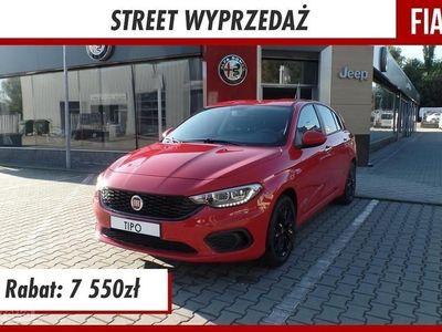 używany Fiat Tipo STREET STREET 1.4 95KM|Klimatyzacja Automatyczna+Koło Zapasowe|Zarez, Chorzów