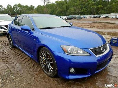 używany Lexus IS-F 5dm 423KM 2010r. 96 879km