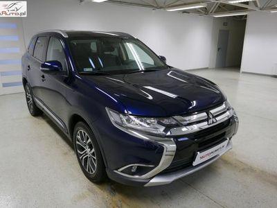 używany Mitsubishi Outlander 2dm3 150KM 2017r. 14 149km 2.0,150KM, A/T4x4 INTENSE+,Rej'17,7 osób,Kraj,I szy właściciel,FV23%,