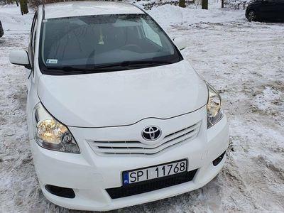 używany Toyota Verso 1.6 benzyna 132KM