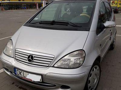 używany Mercedes A170 AVANTGARDE - LONG