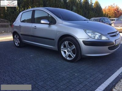 używany Peugeot 202 307 2dm3 136KM 2002r.000km Benzyna // Zadbany // Opłacony // Holandia // Serwis