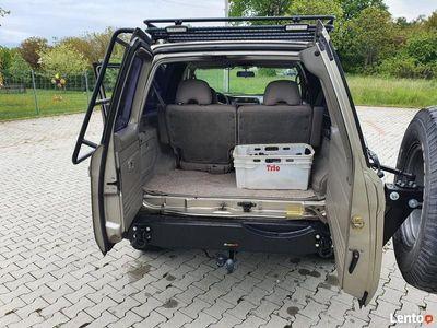 używany Nissan Patrol 2.8 diesel 1998 r.