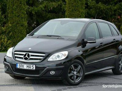 używany Mercedes B200 2dm 136KM 2009r. 187 200km