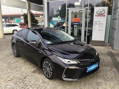 używany Toyota Corolla XI 1.8 Hybrid Comfort|Style|Tech|Gwarancja|Vat 23%, Chorzów