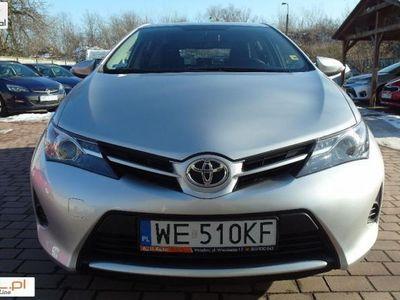 używany Toyota Auris 1.4dm3 90KM 2015r. 99 000km Salon polska super stan FAKTURA VAT GWARANCJA 6 miesięcy w cenie