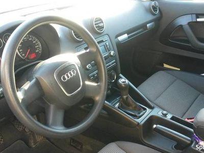 używany Audi A3 Attraction, 1.6 bezwypadkowy. Kraków
