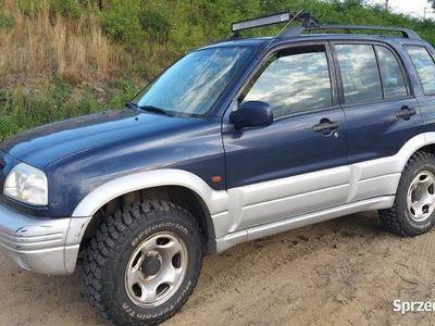 używany Suzuki Grand Vitara I 2,5 V6 + LPG