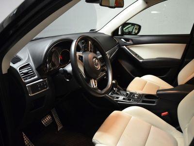 używany Mazda CX-5 SkyPASSION 2015, Benzyna 2,0 160 KM, Automat, 4x4