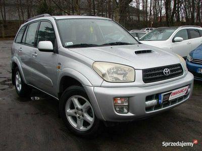 używany Toyota RAV4 2dm 115KM 2003r. 231 000km