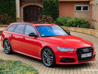 używany Audi A6 3dm 326KM 2016r. 100 000km