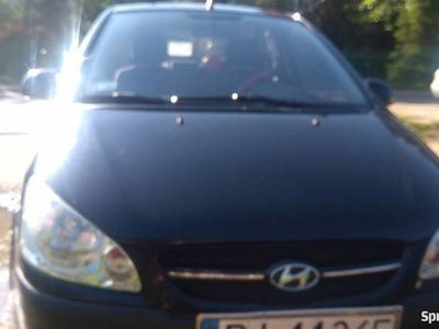 używany Hyundai Getz 1.1 2008r kupiony w salonie w Polsce