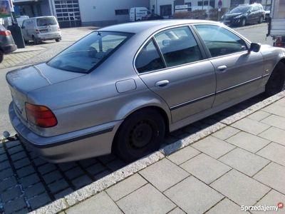 używany BMW 525 tds 98r. poma BOSCH zobacz bo warto