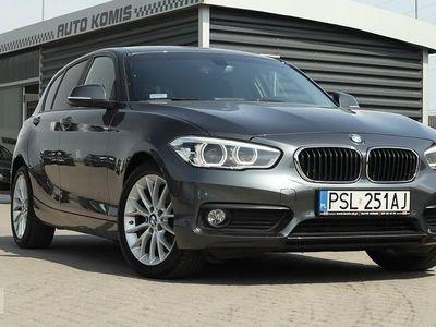 brugt BMW 116 SERIA 1Lift Navi LED KLimatronik 34_tys.km Gwarancja !!!