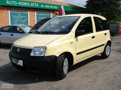 używany Fiat Panda 1.1dm3 60KM 2010r. 137 000km 1.1 E 60 KM
