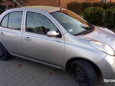 używany Nissan Micra k12