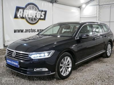 used VW Passat 2dm3 240KM 2015r. 164 093km