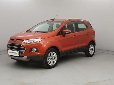używany Ford Ecosport 1dm 125KM 2017r. 27 903km