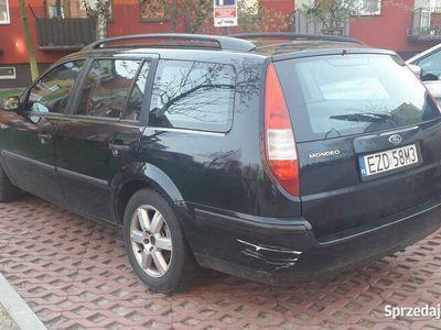 używany Ford Mondeo MK3 kombi 1,8 2003