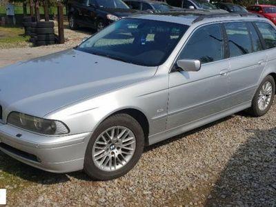 używany BMW 502 seria 5 2.9dm3 231KM 2001r.000km 3,0 benzyna + gaz