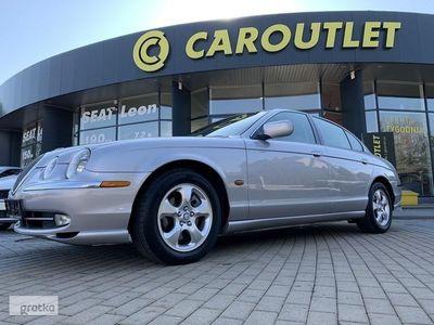 używany Jaguar S-Type I 3.0 V6 240KM, automat, skóra, VAT