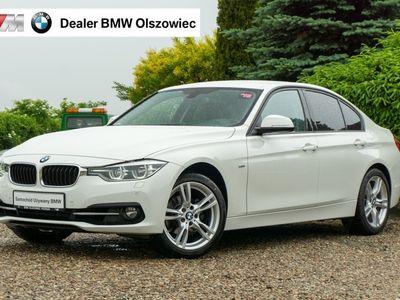 używany BMW 318 i Sport Line