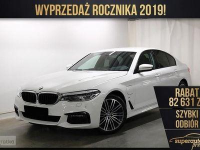 używany BMW 530 SERIA 5 530 2.0 e xDrive (252KM) | M SPORT + Live Cockpit + Asystent park, Chorzów